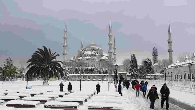 Una visión diferente de Estambul