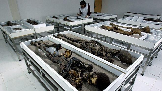 El repentino declive de las momias chinchorro