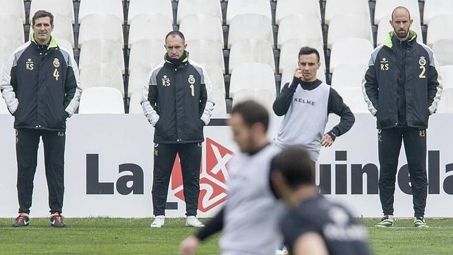 Adelantar la presión, la fórmula para vencer al Zaragoza