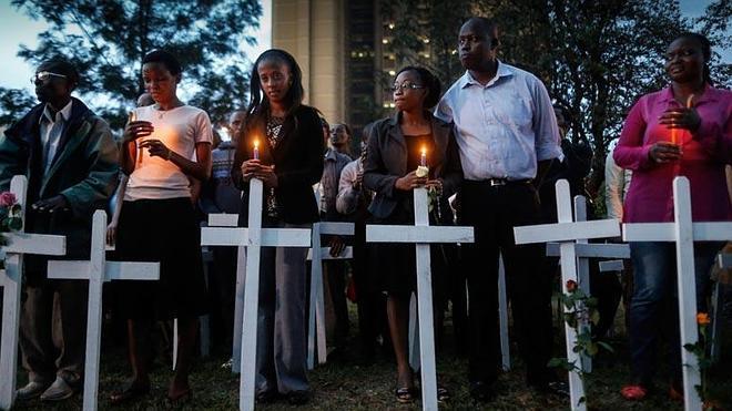 Vigilia por los 148 muertos en la Universidad de Garissa