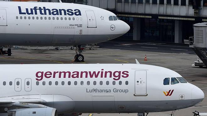 Desalojan un avión de Germanwings por un aviso de bomba