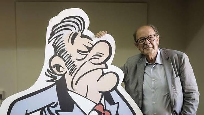 Sánchez niega la censura a 'Mortadelo y Filemón' en TVE
