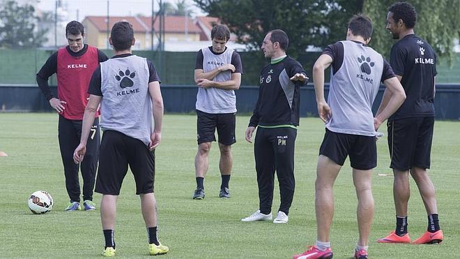 Andreu se pierde el partido ante el Betis