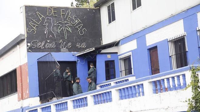 Un muerto y tres heridos en el club Selva Negra