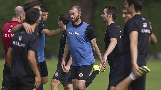 """""""Si salimos como en los últimos partidos, ganaremos a la 'Ponfe' y nos salvaremos"""""""