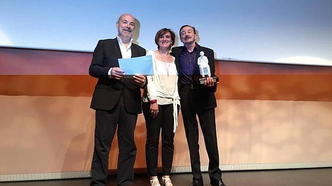 'La Ropavejera', de Nacho Rupérez se hace con primer premio del Festival de Cortos