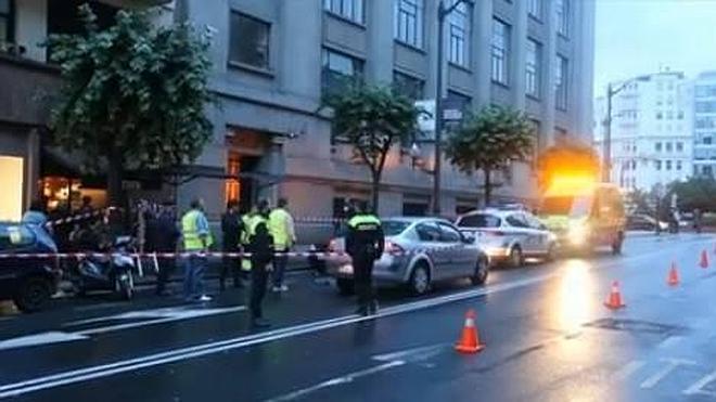Detenido en Torrelavega un hombre que apuñaló a otro anoche en Bilbao