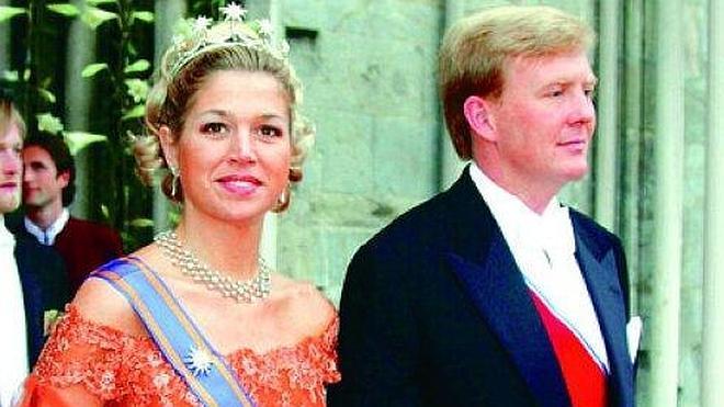 Máxima de Holanda recupera un vestido de hace 13 años
