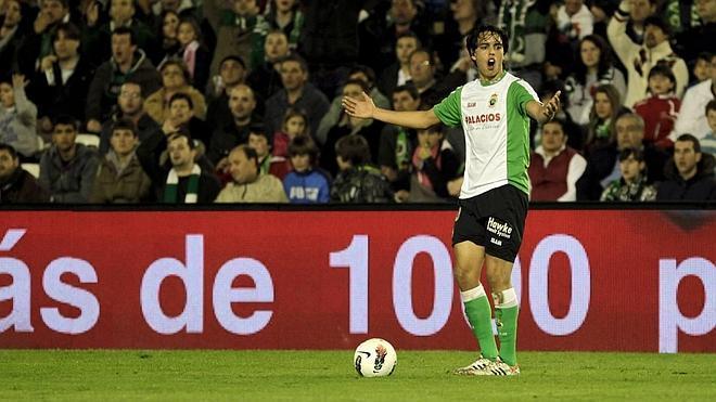 Edu Bedia, nuevo jugador del Oviedo