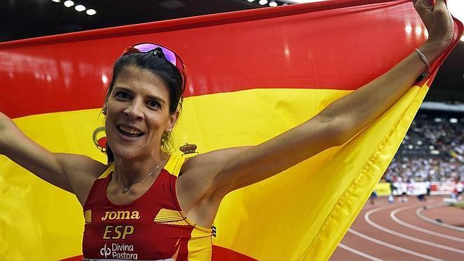 Ruth Beitia, Medalla de Oro al Mérito Deportivo