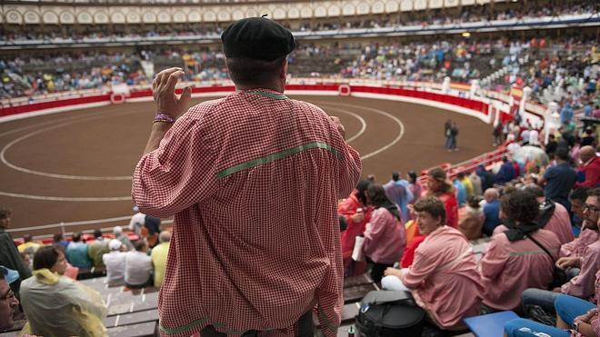 45.137 personas en la plaza de toros ¿Y en el Palacio de Festivales?
