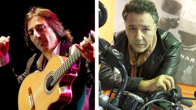 Revólver y Antonio Carmona, en el Festival Intercultural