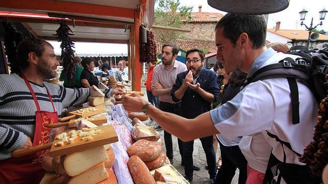 Pesquera celebra este fin de semana la Feria del Queso Artesano