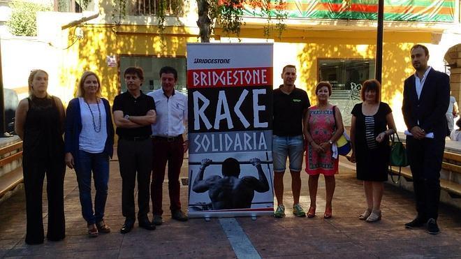 La carrera solidaria de Bridgestone amplía el plazo de inscripción 'on line' hasta este viernes