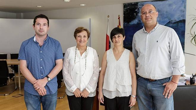 El alcalde pide la ampliación de la atención pediátrica en el centro de salud Alto Asón