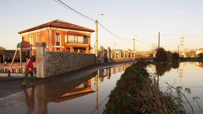 Camargo resolverá el problema de inundaciones de dos barrios de Revilla
