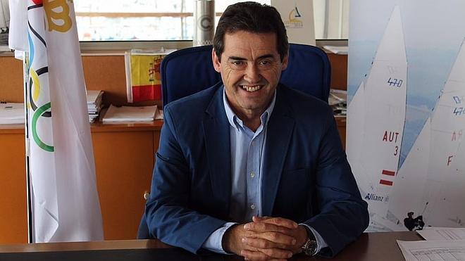 La moción de censura contra el presidente de la Española de Vela, el 6 de octubre