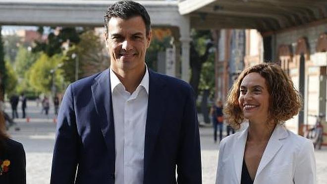 La mujer de Lassalle (PP) será la número dos de Sánchez (PSOE) en las elecciones de diciembre