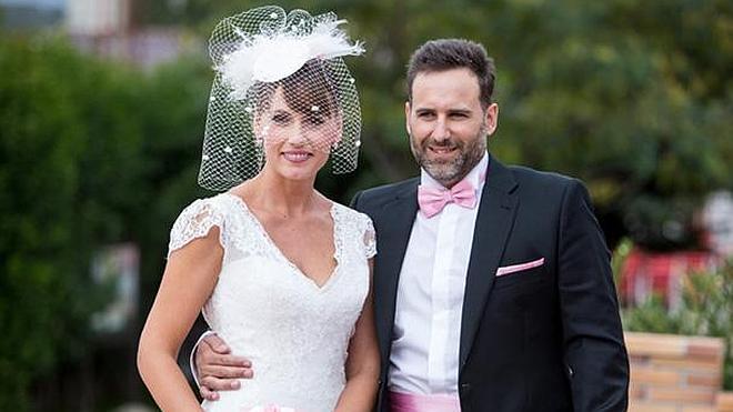 La boda de Carolina Casado