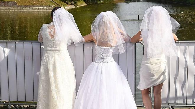 Así han cambiado los vestidos de novia en 100 años