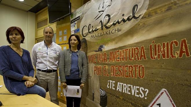 Puras vuelve a Marruecos con su segundo rally solidario Clio Raid Marrakech
