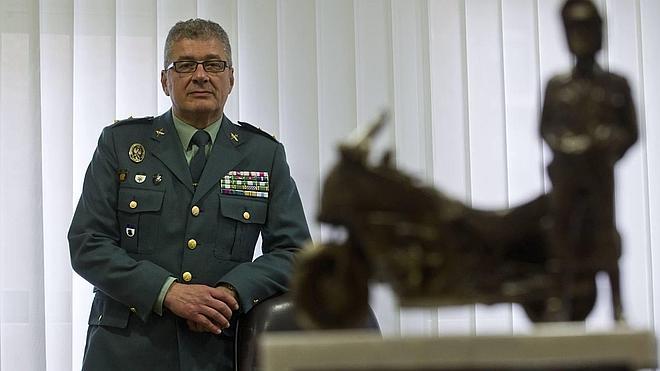 """El teniente coronel Bárez cree que las acusaciones contra él """"caen por su propio peso"""""""