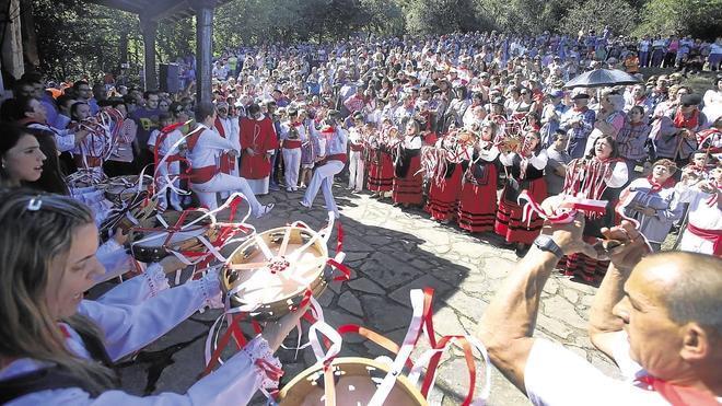 Nueve danzas tradicionales de Cantabria, bien de interés cultural