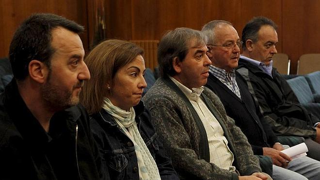 La Audiencia ratifica la condena a la antigua Junta Vecinal de Otañes por prevaricación