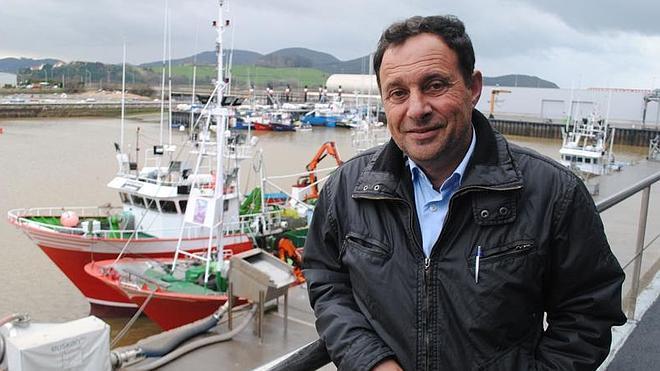 Miguel Fernández, elegido presidente de los pescadores cántabros