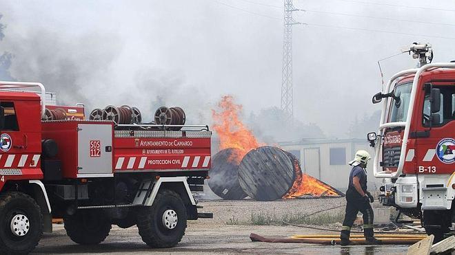 Camargo creará un parque de bomberos que empleará a más de 16 profesionales