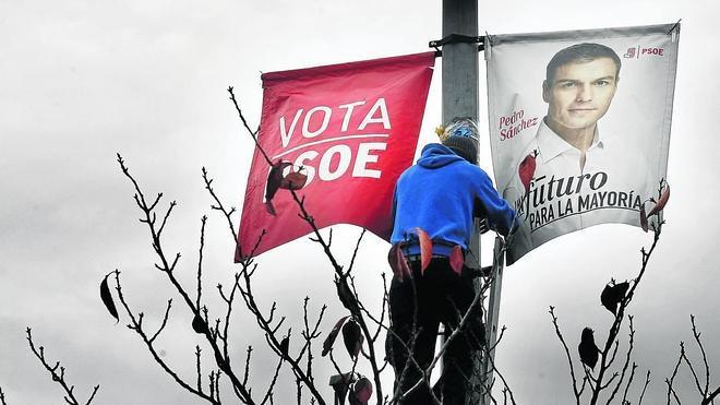 La campaña se juega en la calle