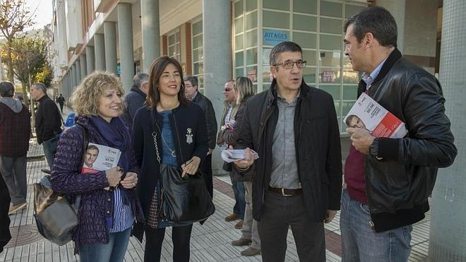 La unidad de España, los pactos y el sector pesquero centran la campaña en Cantabria