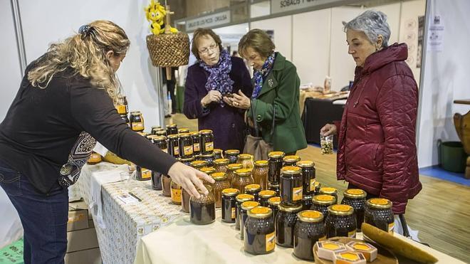 Miel y mermeladas para los más golosos