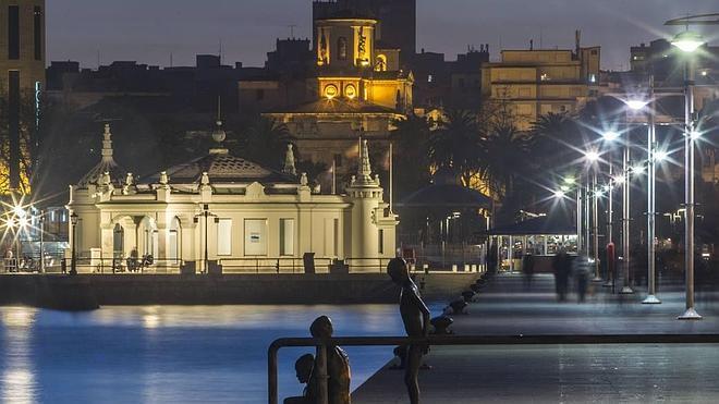 El Palacete del Embarcadero celebra su 30 aniversario con una exposición