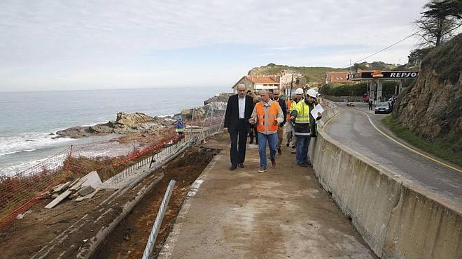 El Gobierno invierte 224.000 euros para mejorar el puente del Portillo