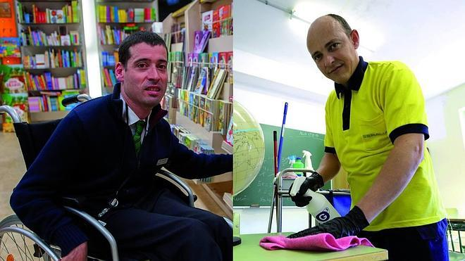 La discapacidad rompe la barrera del paro