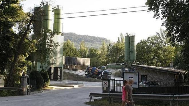 El Supremo confirma el desmantelamiento de la planta de hormigón de Fernández Rosillo