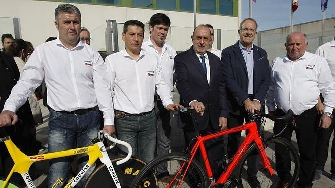 Grupo Codelse crea un equipo de ciclismo con vocación internacional