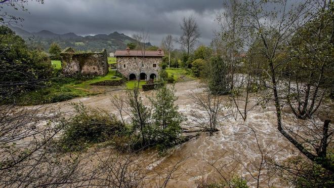 Aprobado raspado para los ríos