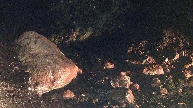 Reabierta la carretera de La Hermida a Bejes