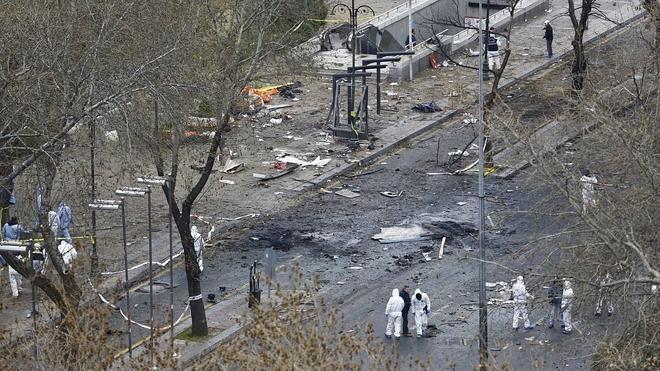 El terrorismo islámico se ceba fuera de Europa