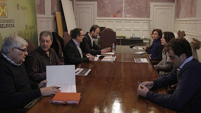 Los alcaldes del Besaya analizan el plan de acción para el periodo 2016-2018