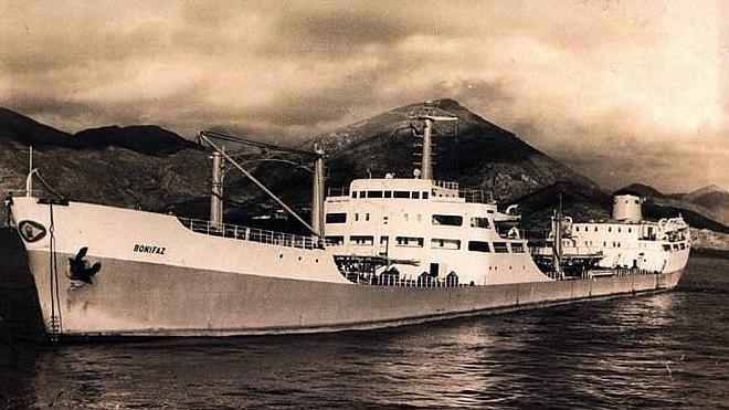 Memoria de un naufragio en alta mar