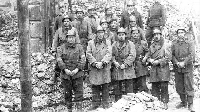 Santander homenajeará a los servicios de emergencias que ayudaron en el incendio de 1941