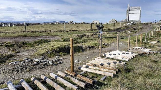 Costas presentará este mes el borrador del nuevo proyecto para la senda costera