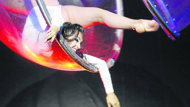 El Circo Quimera aplaude a los payasos