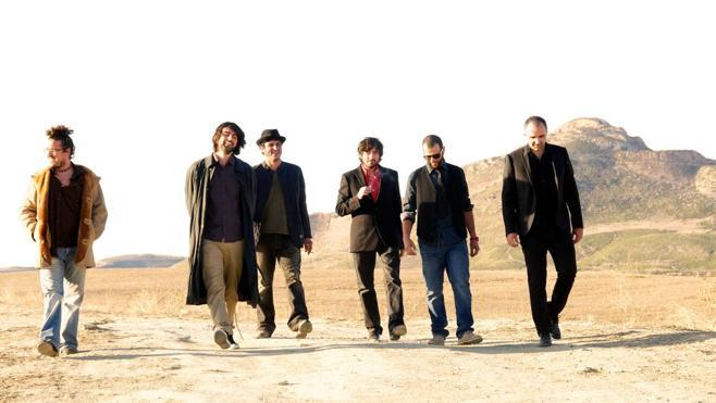 'Actores de reparto' último disco de S.U.E