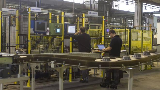 Cartas de despido a los 23 empleados de Acciona que trabajaban en la planta de Nissan