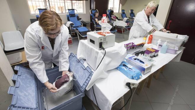 Valdecilla pide sangre a sus donantes habituales