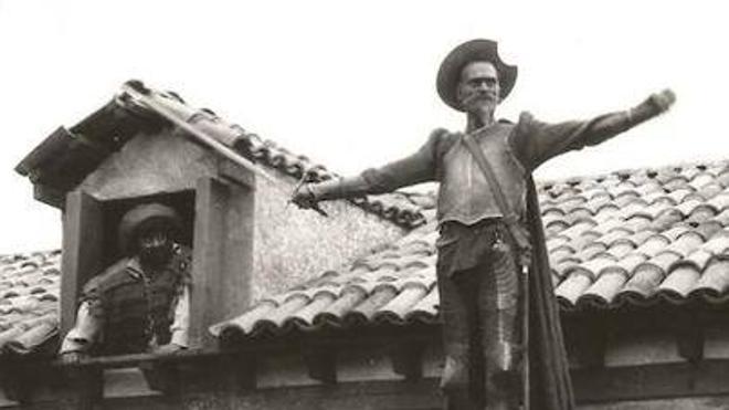 La película del Quijote que protagonizó Paloma Botín O'Shea